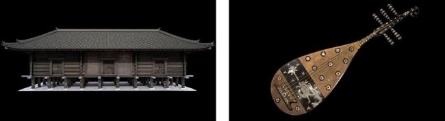 VR作品『正倉院―時を超える想い』 監修:東京国立博物館 文化財活用センター 宮内庁正倉院事務所  制作:凸版印刷株式会社