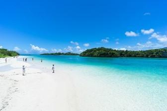 日本人から人気の高い沖縄のビーチ