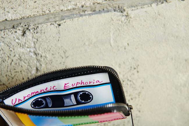 Card mini wallet - Romantic depression_Unromantic Euphoria