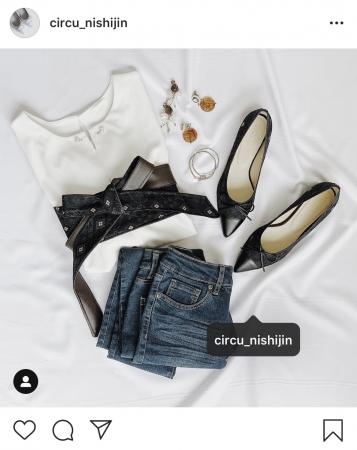 Instagram公式アカウント @circu_nishijin