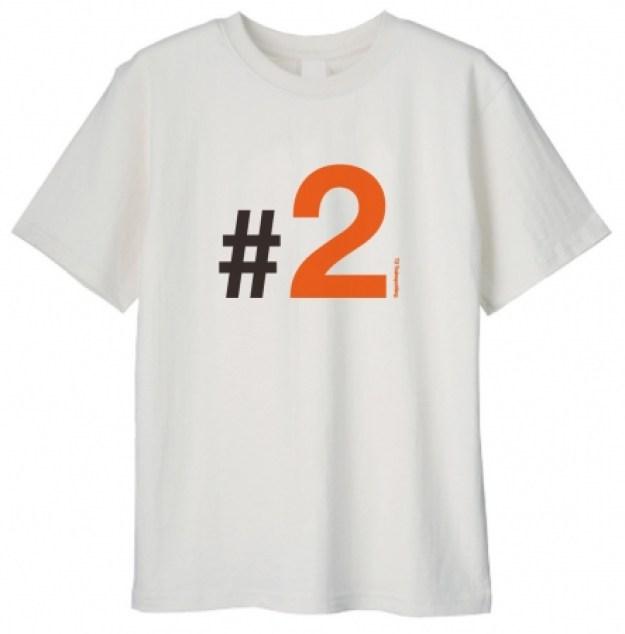 Tシャツ(#2 RENTON)