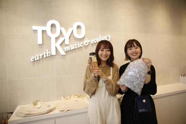 earth music&ecology TOKYO 店舗スタッフ