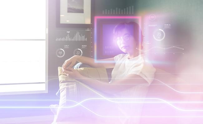 電波系センサからバイタルや人物・物体認識が可能