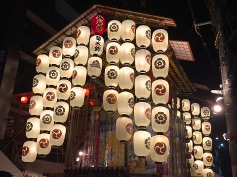 祇園祭 『菊水鉾』
