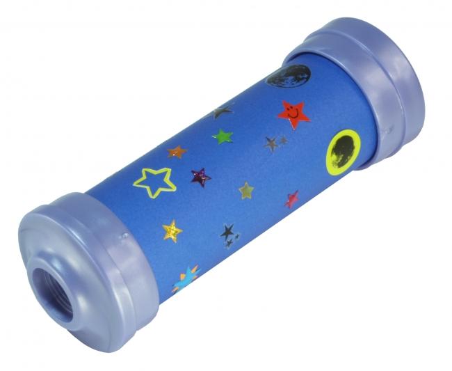 ▲「手作り望遠鏡」完成イメージ
