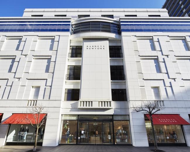 バーニーズ ニューヨーク横浜店
