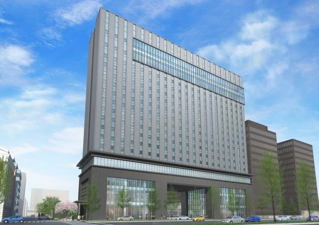 (仮称)大阪エクセルホテル東急