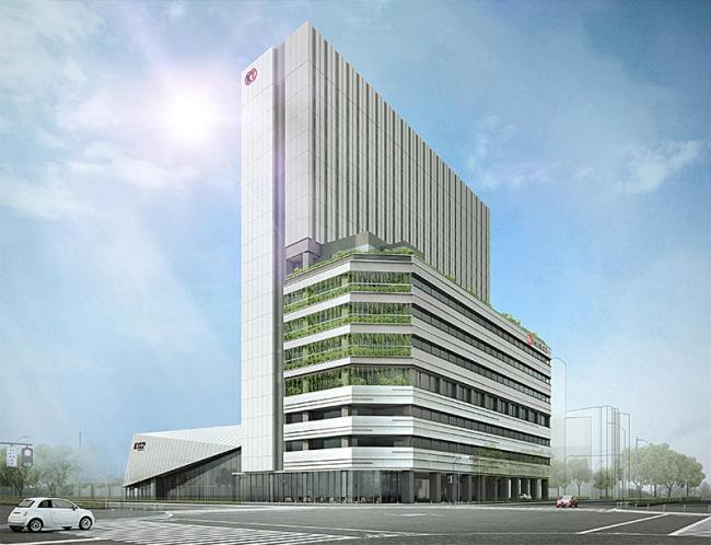 (仮称)横浜みなとみらい東急REIホテル