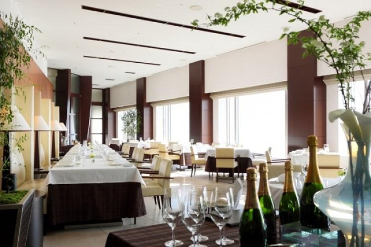 タワーズレストラン「クーカーニョ」ランチ