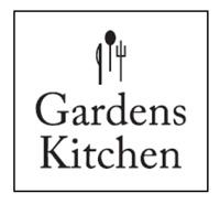 ◇「ガーデンズキッチン」のロゴ