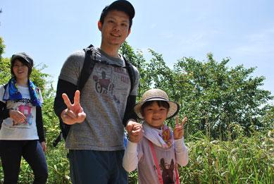 六甲山ファミリーハイキング イメージ