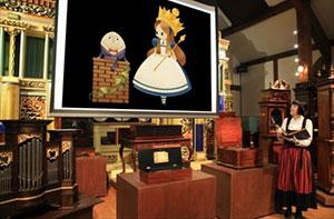 「鏡の国のアリス」上演イメージ