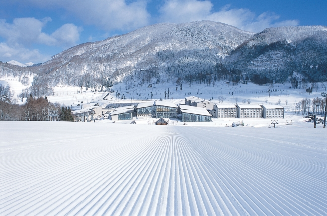 タングラムスキーサーカス(冬)