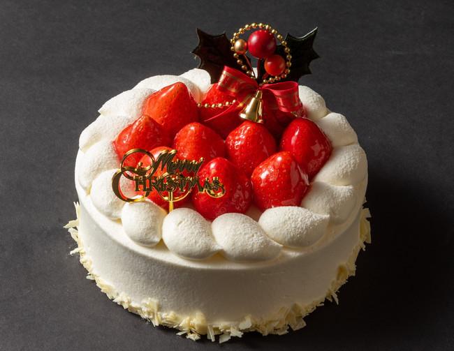 クリスマス ストロベリーショートケーキ