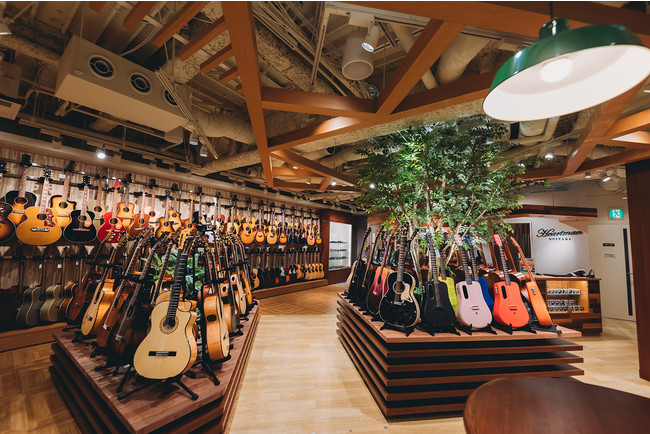4F ハートマンギターズ(アコースティックギター/ウクレレ)