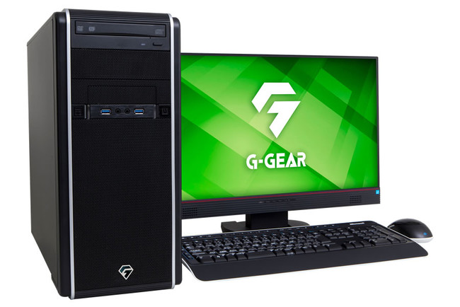 G-GEAR Middle Tower Case (69JD)