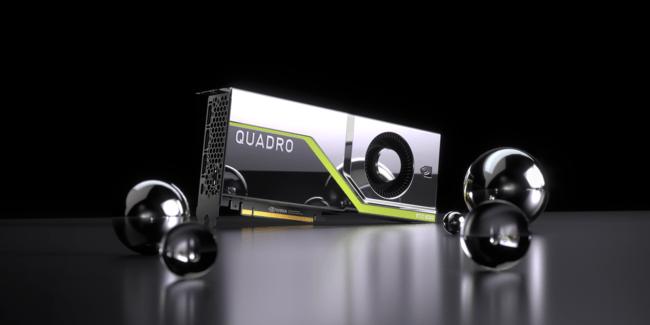 NVIDIA Quadro RTX 8000イメージ