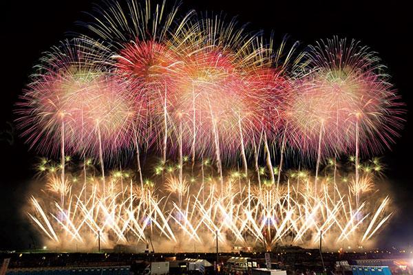 全国の花火大会ランキング