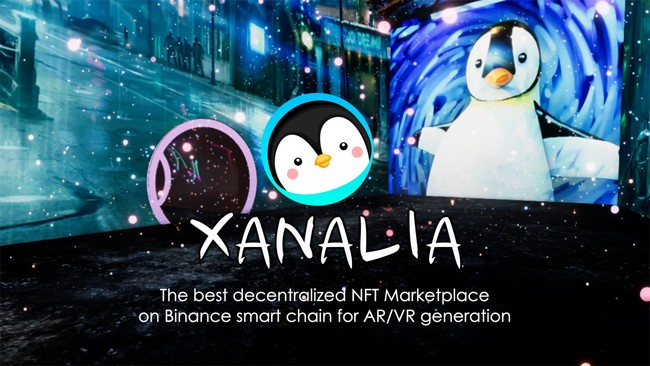 XANALIA NFT Market place