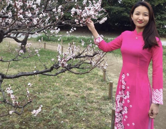 Vietnamese living in Japan