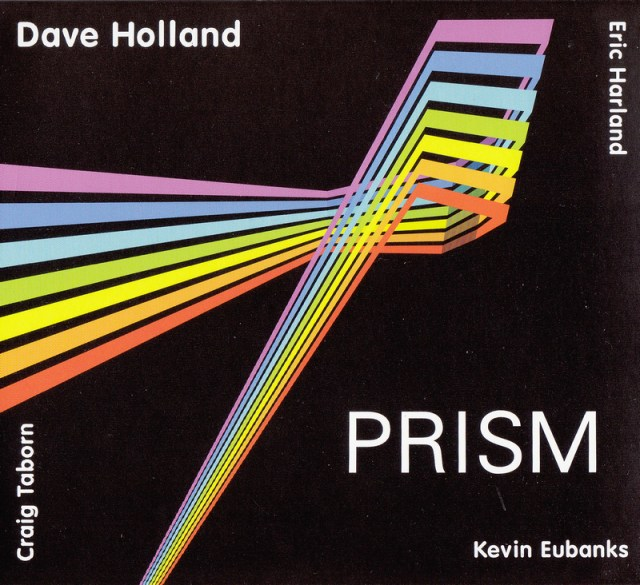 Dave Holland - Prism (Album Cover)