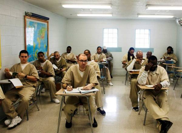 Prison Rehabilitation Programs Inmates
