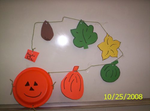 small resolution of fall and halloween projects for the classroom plant life cycles and pumpkin math