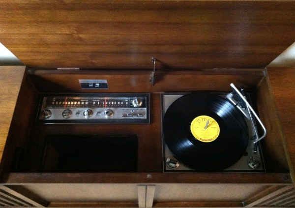 1966 Philco High-fidelity -transistor Stereophonic