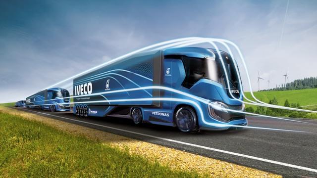 Z-Truck   Iveco   concept presentado en la IAA 2016