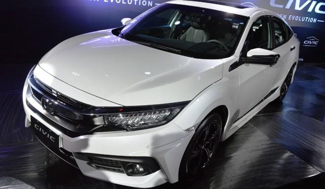 Civic 2017 | Honda | todo nuevo en el famoso mediano