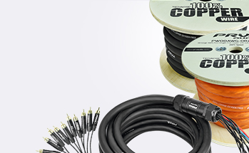 12V Power/Cables