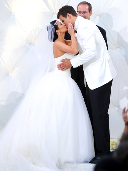 Kim Kardashian Inspired Beach Wedding  Panama City Beach Weddings in Florida