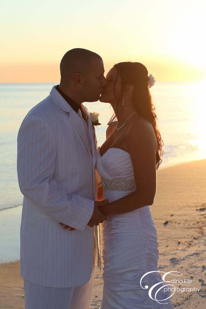 Real Destin Beach Weddings Brittany and Justin Destin