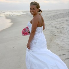 How To Make Beach Chairs Adirondack Chair Design Real Navarre Wedding: Holly And Christopher » Destin Weddings In Florida