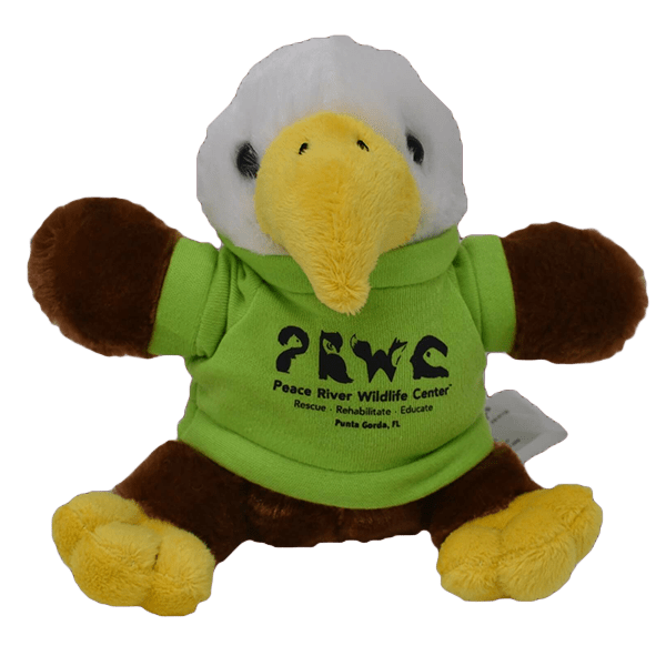 Branded Plush Animals Eagle