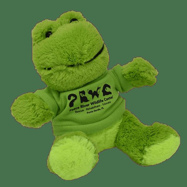 Branded Plush Animals Frog