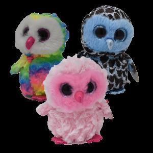 Beanie Owls