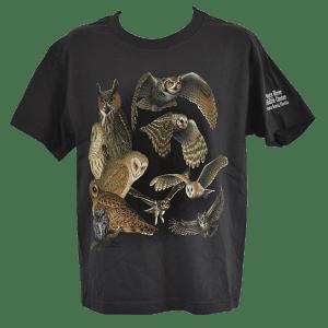 Night-Owls-In-Flight_T-Shirt