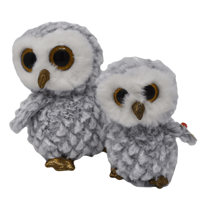 Ty Beanie Boo's Collection Owlettes