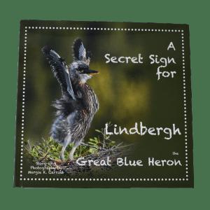 Lindberg Great Blue Heron Book