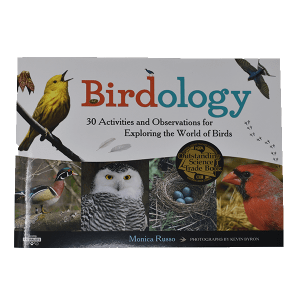 Birdology Activity and Observations Book