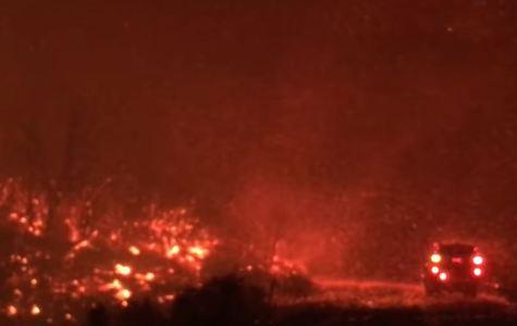 Pacific Fire Season Strikes Again