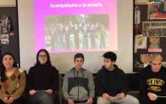 Spanish Classes Raise Money for Colombian Children