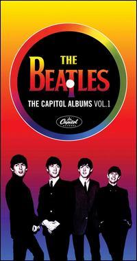 BeatlesCapitolAlbumsVol1albumcover