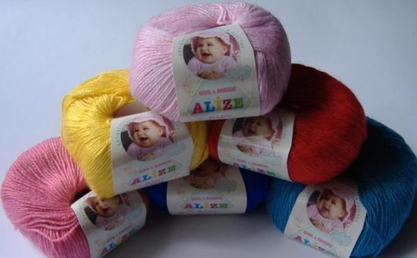 Baby Wool ALIZE(Бэйби вул Ализе)