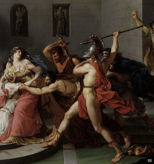 clytemnestra-receiving-the-news-of-iphigenias-sacrifice-1787-francois-gerard-french-1770-1837-oil-on-canvas