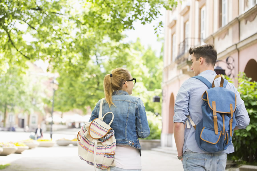 Empty Nest students-at-college