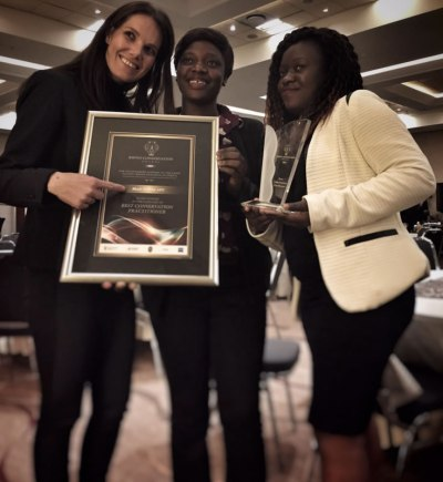 Black Mambas Women Anti-poaching Unit - black-mambas-awarded-rhino-conservation-practitioner-of-the-year-award-2015