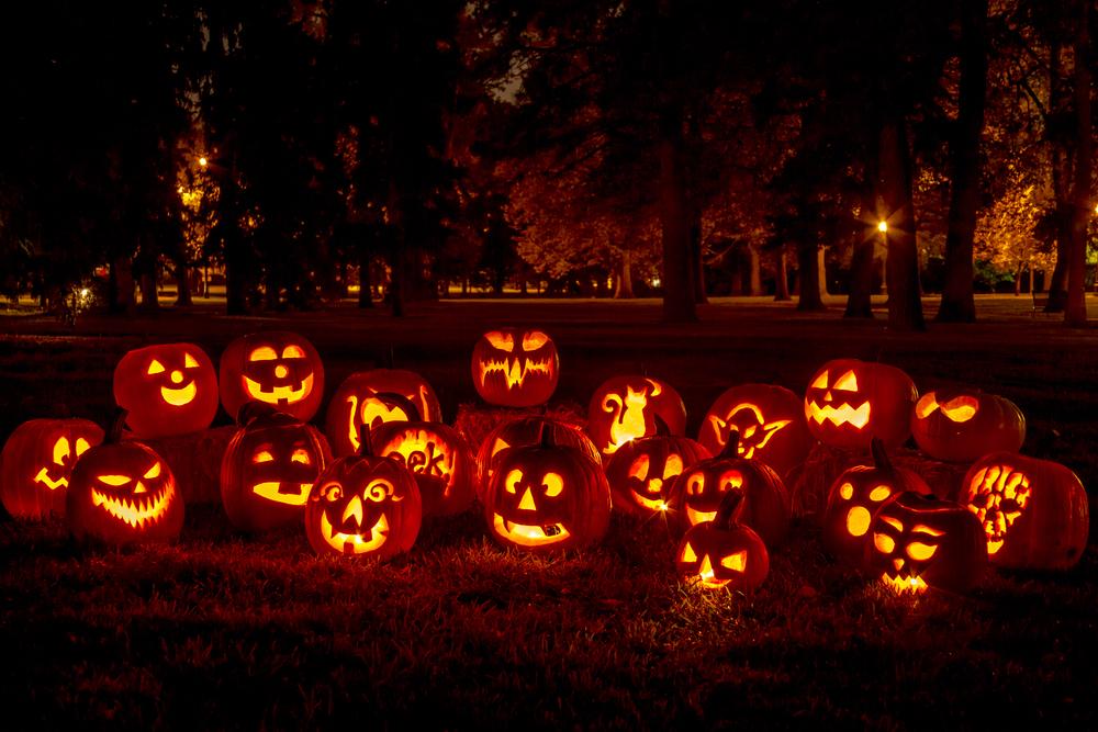 Halloween History - Halloween pumpkins