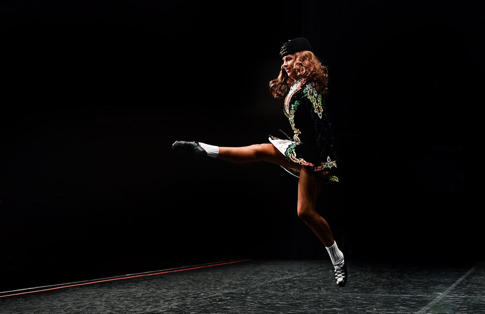 Irish Dancing - female-irish-dancer